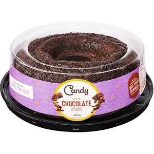 Bolo Chocolate Candy 600g