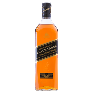 Whisky Scotch Black Label 1Lt