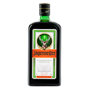 Licor Alemão  Jagermeister Original 700ml