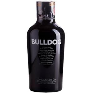Gin  London Dry Bulldog 750ml